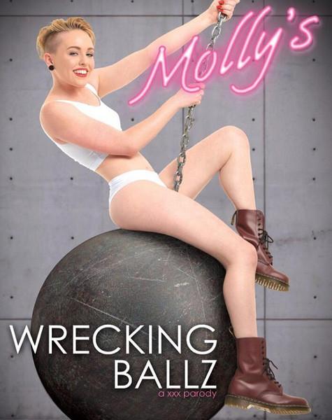 Miley Cyrus Wrecking Ballz Molly fotos vídeo pornô sex tape
