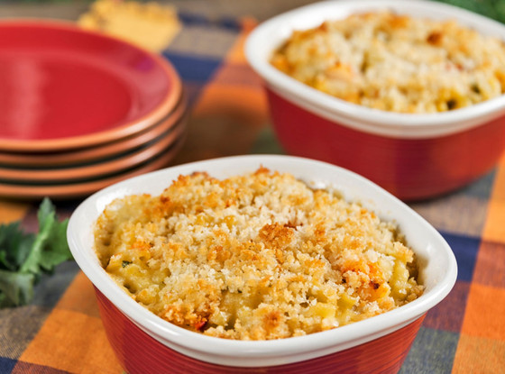 Easter Dinner Recipes, Lobster Macaroni and Cheese