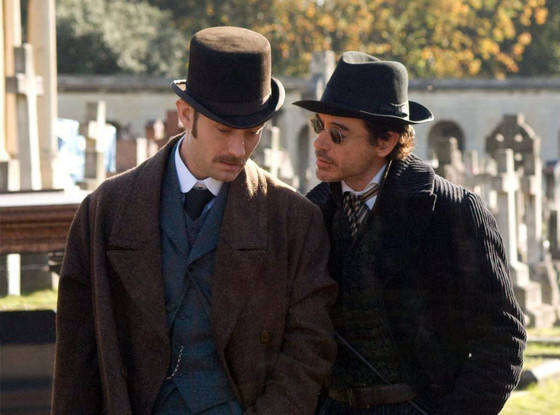 Robert Downey Jr  Confirms Sherlock Holmes 3 Is Happening