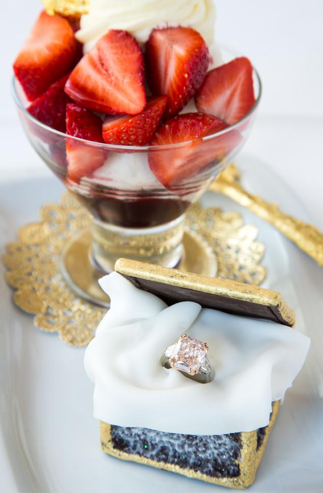 Arnaud's expensive dessert