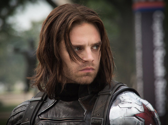 Sebastian Stan, Captain America: The Winter Soldier