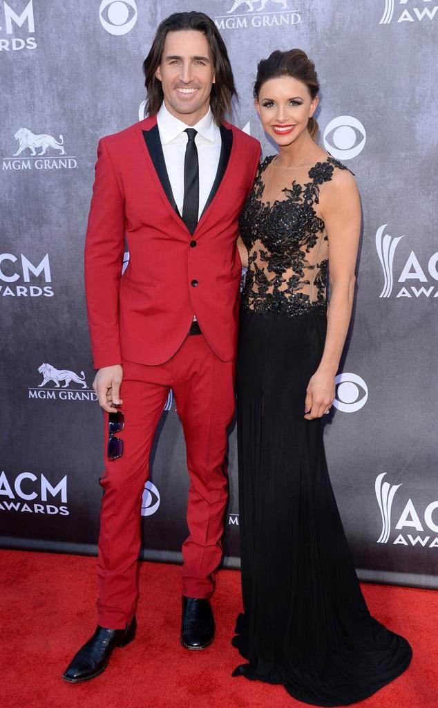 Jake Owen, Lacey Owen, ACM Awards 2014
