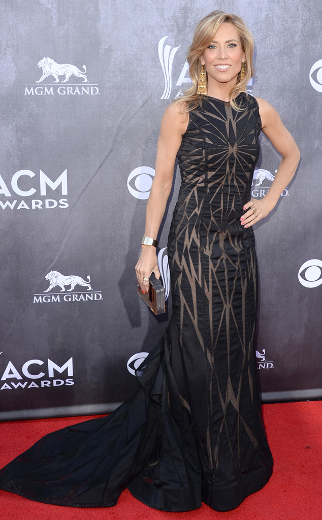 Sheryl Crow, ACM Awards 2014, Christian Siriano