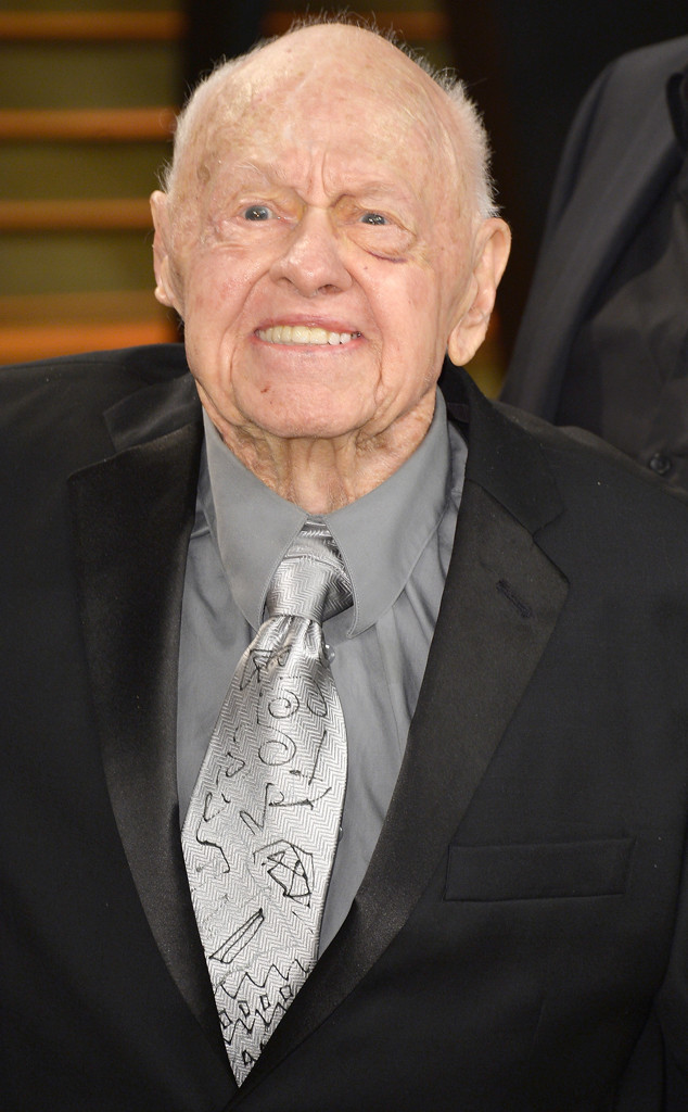 Mickey Rooney Dead at 93: Hollywood Mourns the Legendary ...