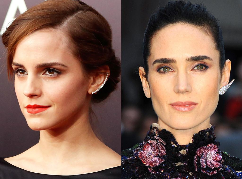 Emma Watson, Jennifer Connelly, Ear Cuff Gallery