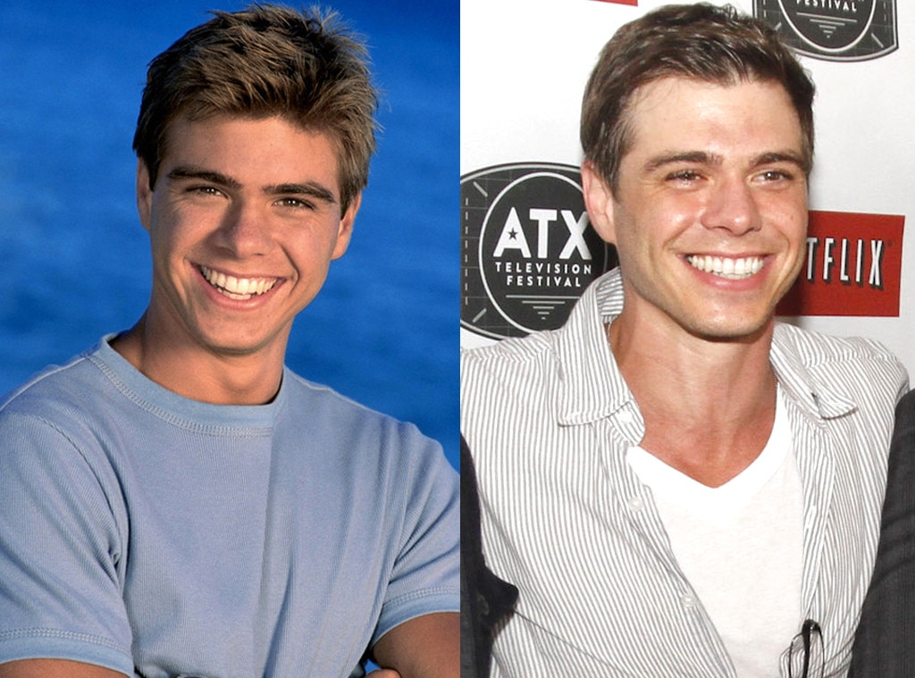 Matthew Lawrence as Jack Hunter -  Girls swooned for Jack Hunter on  Boy Meets World  as Shawn's older half-brother and Eric's cool college roommate. Since his  Boy Meets World  fame,  Matthew Lawrence  scored guest roles on  CSI: Miami ,  Boston Public , and made a fun appearance alongside his older brother,  Joey Lawrence , on  Melissa and Joey .