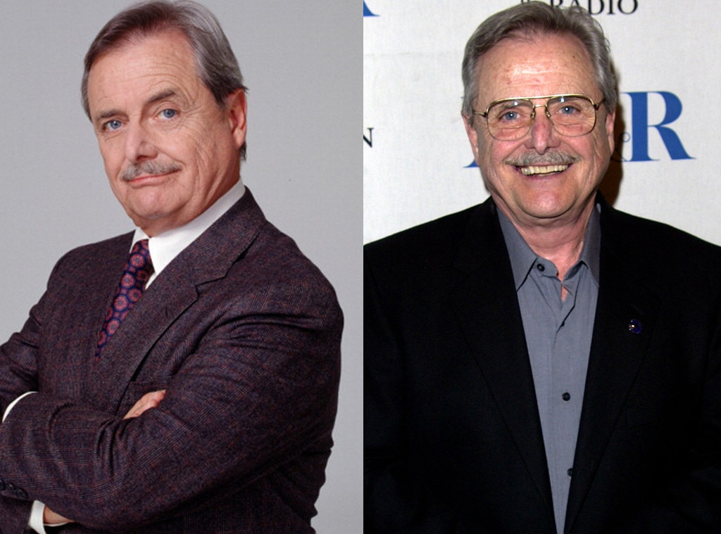 William Daniels as George Feeny -  Mr Feeny, (or as Eric would put it, Mr Fee Hee Heeenay!) was the teacher that we all wish we had growing up. Although he was strict at times, Mr. Feeny truly cared for his students and could turn any situation into a opportunity for growth and learning.