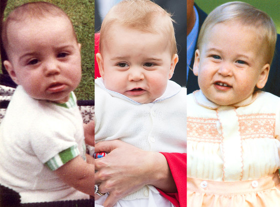 Kate Middleton, Duchess Catherine, Prince George, Prince William