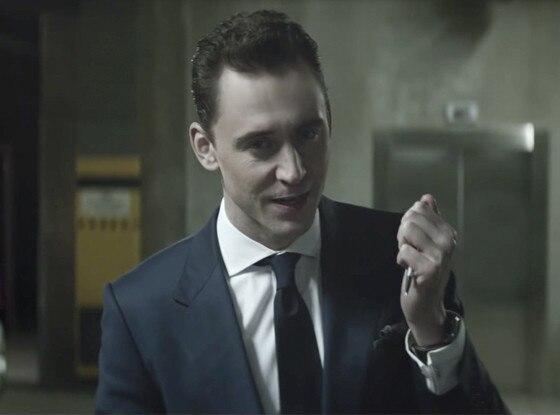 Tom hiddleston jaguar
