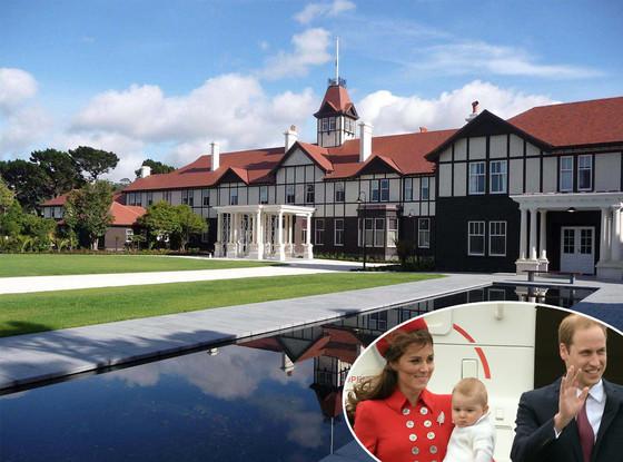 Royal Madness Home Where Kate Middleton And Prince