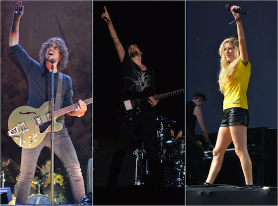 Os destaques do Lollapalooza 2014