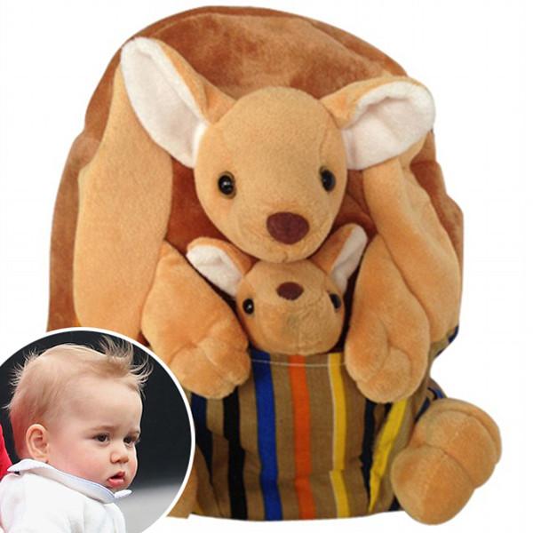 Prince George, Kangaroo Backpack