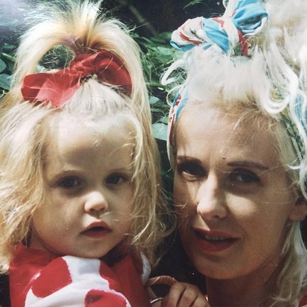 Peaches Geldof, Instagram