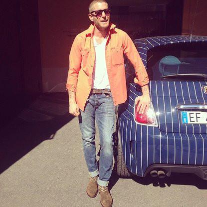 Lapo Elkann Instagram