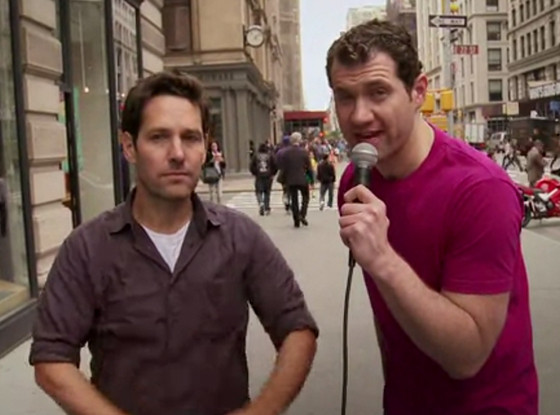 Paul Rudd, Billy Eichner