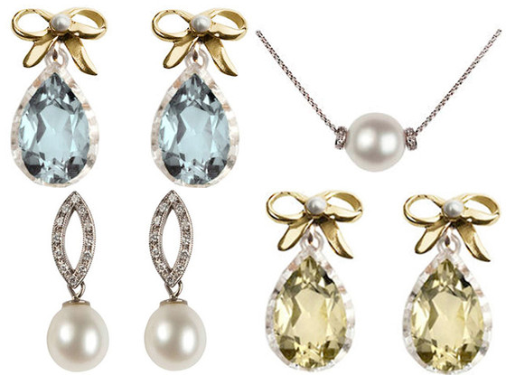 Kate Middleton, Tory & Ko Jewelry