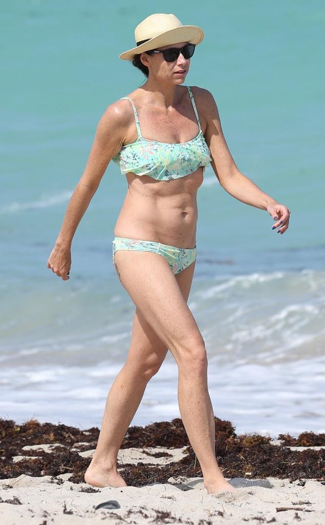 Toni Collette Bikini