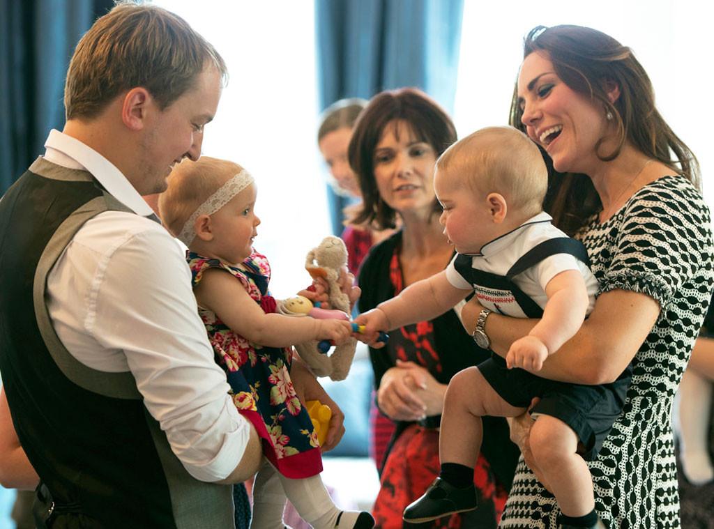 Duchess Catherine, Kate Middleton, Prince George