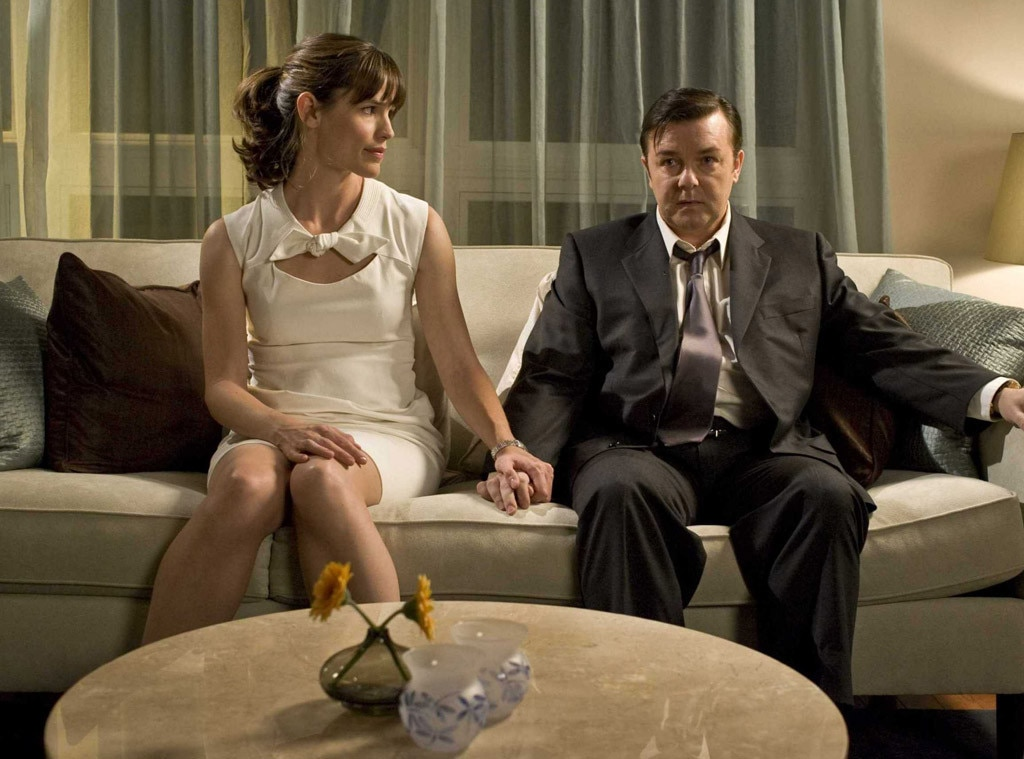 The Invention of Lying, Jennifer Garner, Ricky Gervais