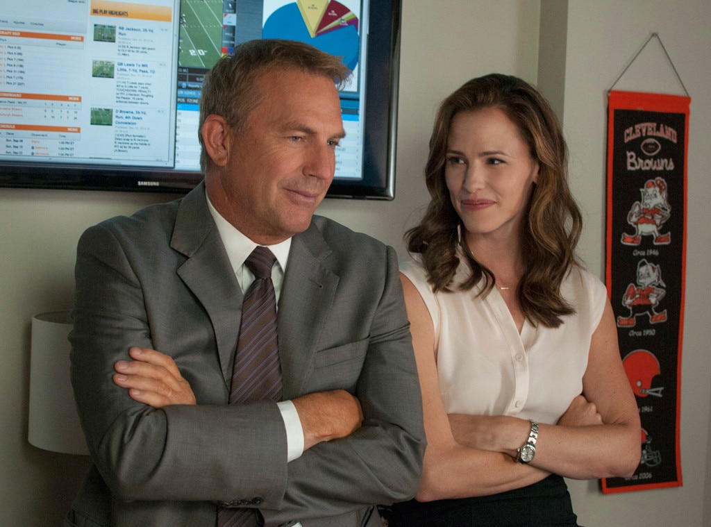 Kevin Costner, Jennifer Garner, Draft Day