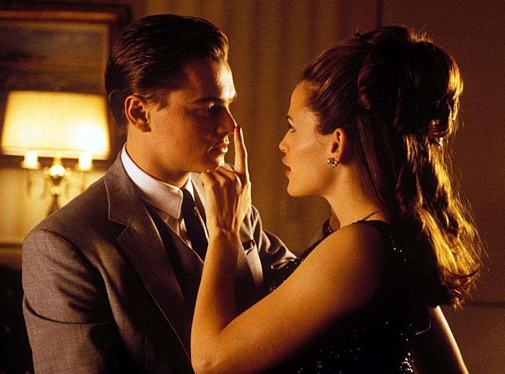 Catch Me if You Can, Leonardo DiCaprio, Jennifer Garner