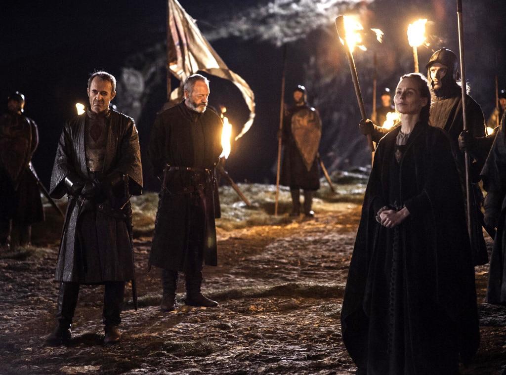 Game of Thrones, Stephen Dillane, Liam Cunningham, Tara Fitzgerald