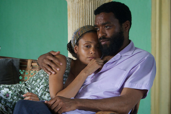 Chiwetel Ejiofor, Thandie Newton, Half of a Yellow Sun