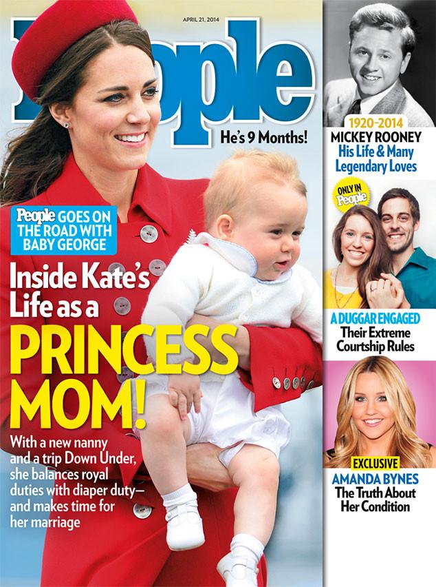 People Magazine, April 21