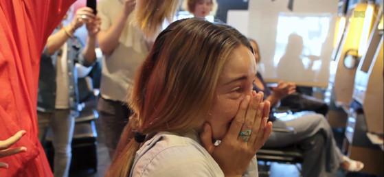 Shailene Woodley, Hair