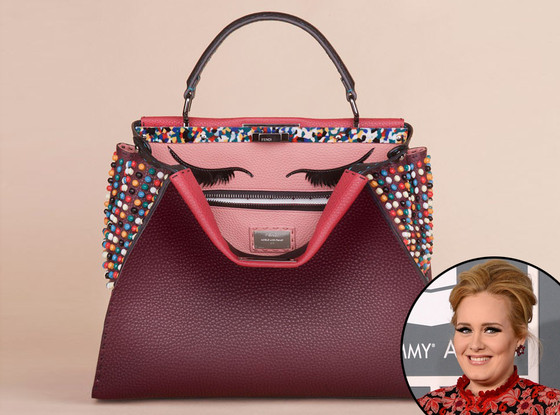 Adele, Fendi Purse