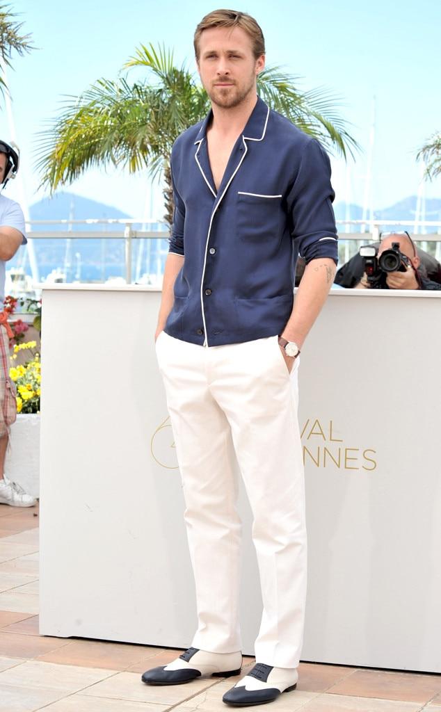 Ryan Gosling, Pajamas