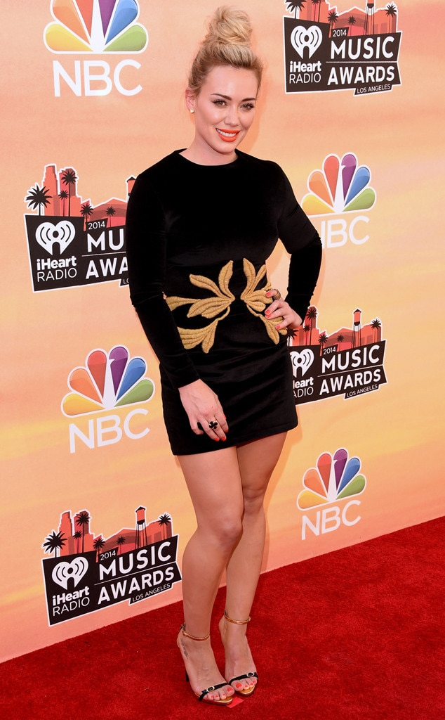Hilary Duff, iHeartRadio Awards
