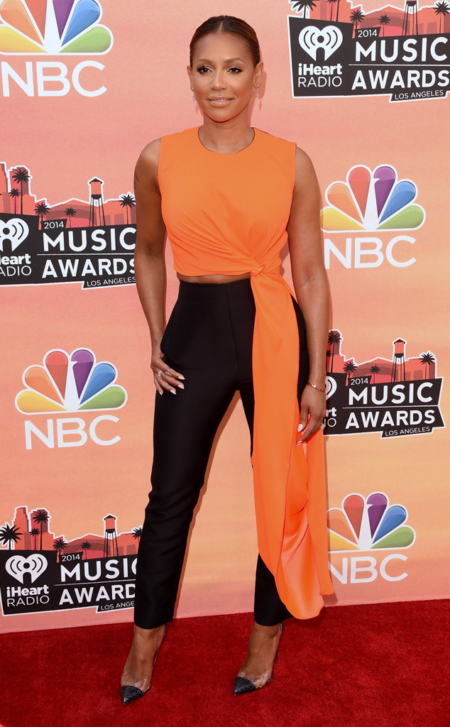 Mel B, Melanie Brown, iHeartRadio Awards