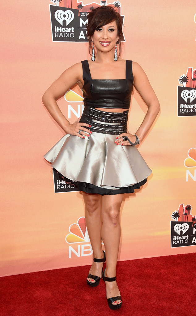 Cheryl Burke, iHeartRadio Awards