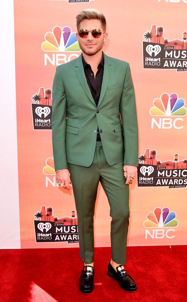 Adam Lambert, iHeartRadio Music Awards