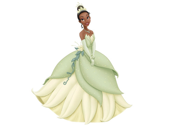 Tiana, The Princess and the Frog, Disney Princess