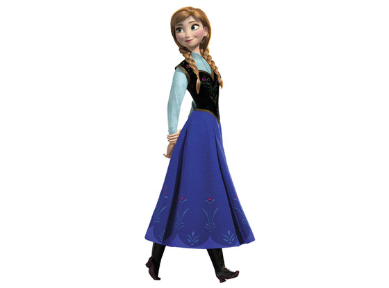 Anna, Frozen, Disney Princess