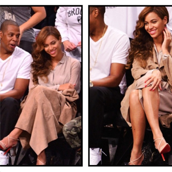 Beyoncé Enjoys Calm Mothers Day Weekend With Jay Z and