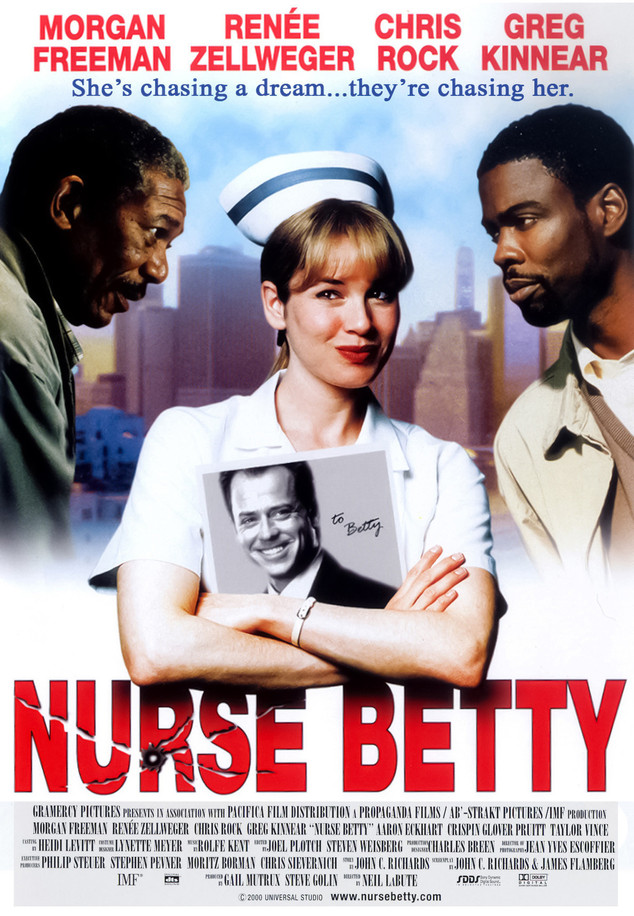 Enfermeira Betty, Nurse Betty
