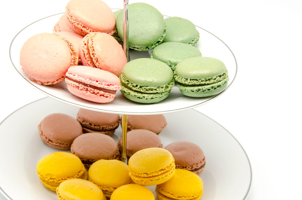 French Weddings, Macaroons