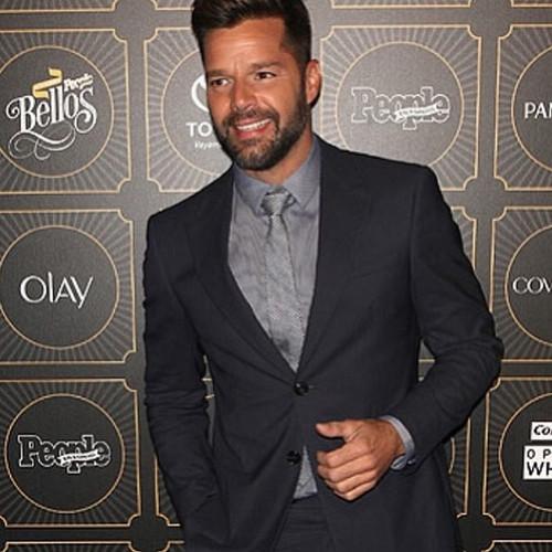 Ricky Martin, 50 mas bellos