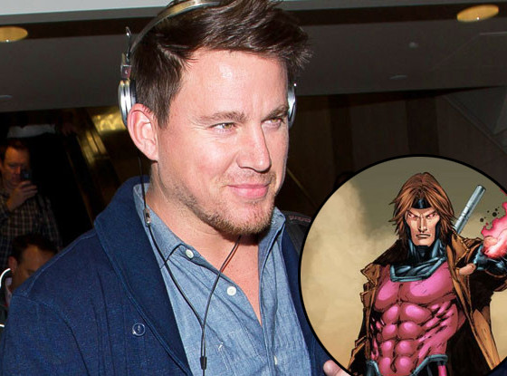 How the Reaction to Channing Tatum as Gambit Stacks Up