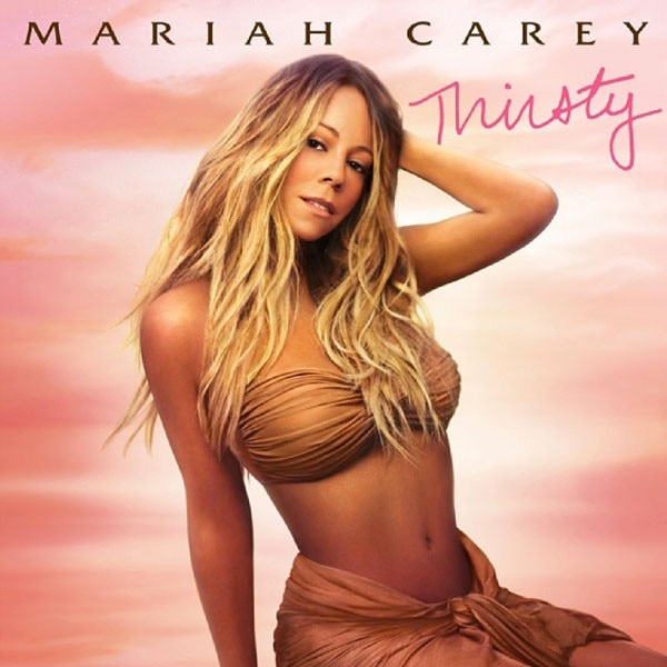 first cover carey Mariah album