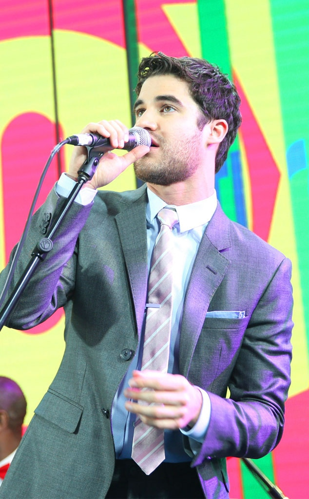 Darren Criss, Fox FanFront 2014