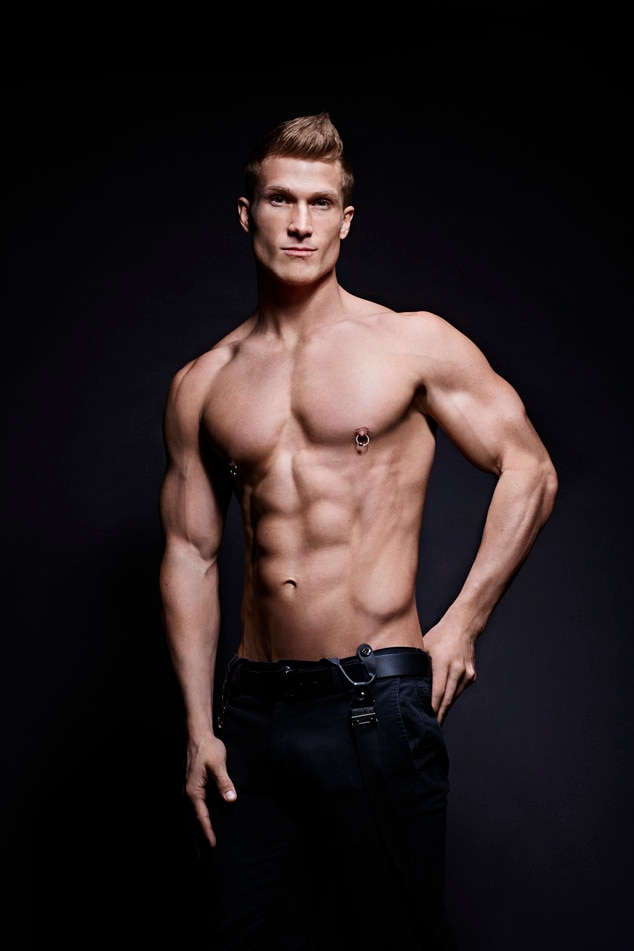 Kyle Efthemes from Meet the Smoking Hot Men of the Strip