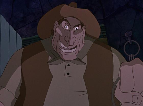 Disney Villains, Percival C. McLeach, The Rescuers Down Under