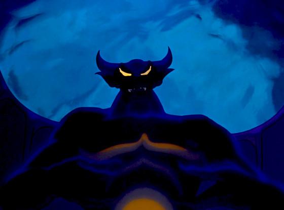Disney Villains, Chernabog, Fantasia
