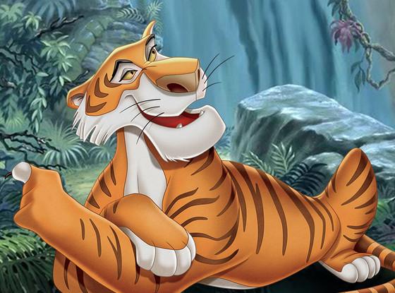 Disney Villains, Shere Khan, The Jungle Book