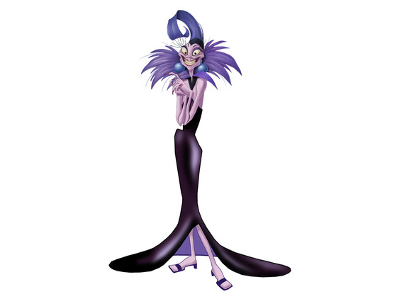 Disney Villains, Yzma, The Emperor's New Groove