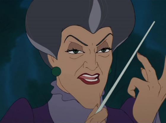 Disney Villains, Lady Tremaine, Cinderella